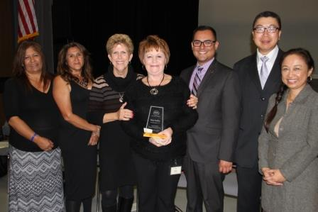 employee service awards hlpusd personnel commission